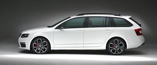 Jaunā Škoda Octavia RS – visu laiku ātrākā Octavia