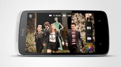 Jauns, lēts un feins HTC Desire 500