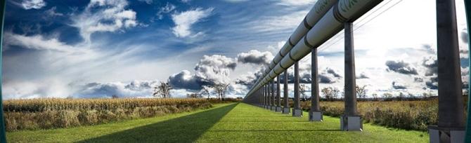 Hyperloop - trubiņpasts, kas lidmašīnām liks izskatīties nožēlojamām