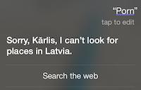 Kurš attapīgāks? 50 jautājumi virtuālajiem asistentiem Siri un Google Now