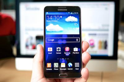 Samsung pārdevis jau 10 miljonus Galaxy Note 3 planšettelefonus
