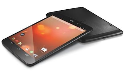 LG iepazīstina ar pirmo Google Play versijas planšetdatoru