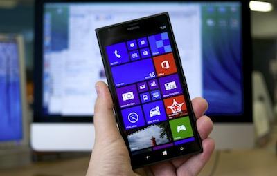 Sešu collu viedtālrunis Nokia Lumia 1520 pieejams Latvijā