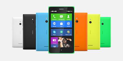 Klāt Nokia ar Android - Nokia X
