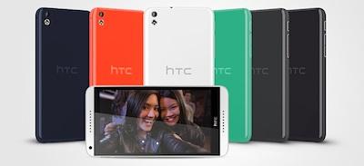 Divas HTC viduvējības - HTC Desire 610 un HTC Desire 816