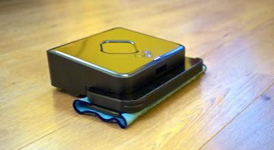 """Tests: iRobot Braava 380 - """"robotizētā grīdaslupata"""""""