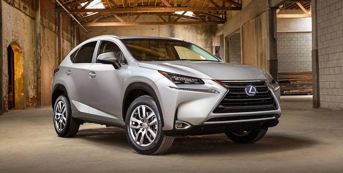 Lexus oficiāli izrāda jauno kompakto apvidnieku Lexus NX