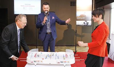 LMT piedāvā unikālu saturu un hokeja tiešraides mobilajās ierīcēs