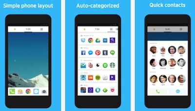 Aviate - Yahoo mēģinājums okupēt Android viedtālruņus