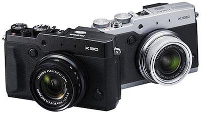 Fuji piesaka jaunu retrostila kompaktkameru Fuji X30