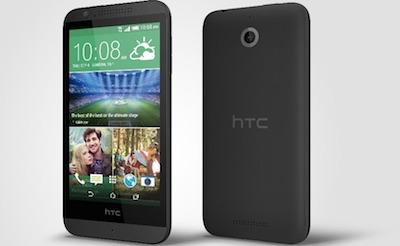 HTC Desire 510 - jauns lētais telefons ātrā interneta sērfotājiem