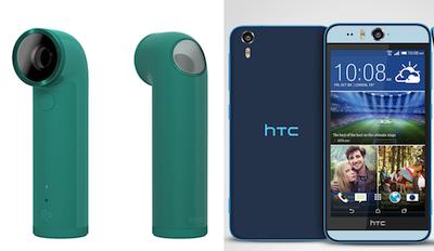 HTC laiž klajā periskopu un viedtālruni ar sevi apsēstajiem