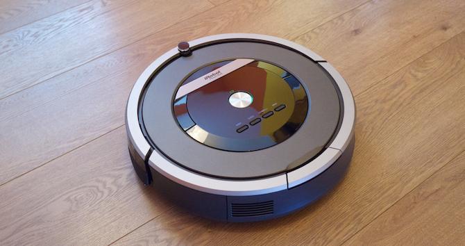 iRobot Roomba 870 - jaudīgāks grīdas uzkopējs