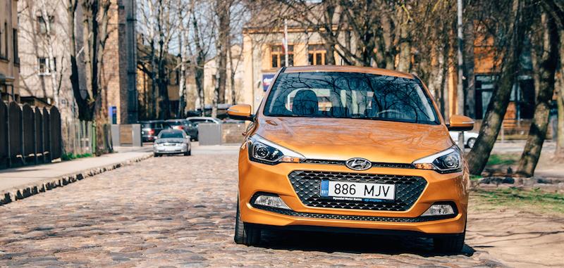 Pirmie iespaidi par jauno Hyundai i20