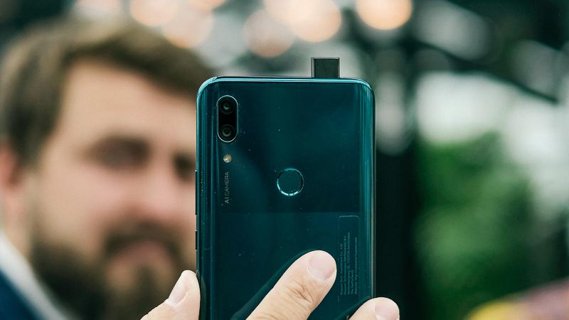 Memento Gigantus jeb Huawei P Smart Z apskats