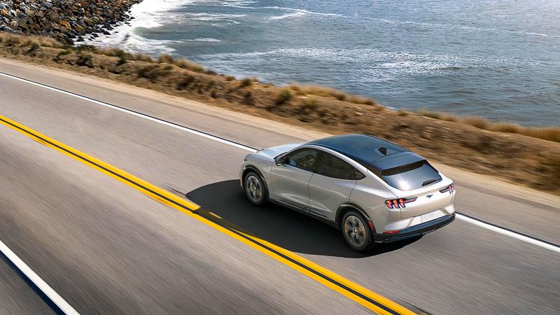 Elektriskais Mustangs ir uz pareizā ceļa