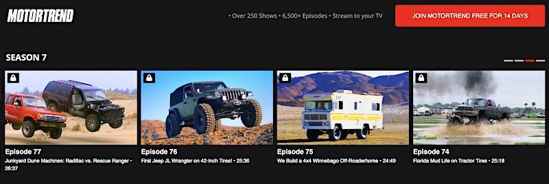Ieteikums ko skatīties tagad, kad Top Gear un  Grand Tour ir sagājuši auzās