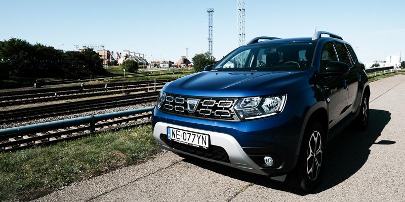 Labi gāzēts apvidnieks - Dacia Duster LPG 2020
