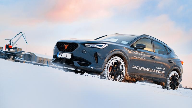 Cupra Formentor - pēdējā laika interesantākais auto