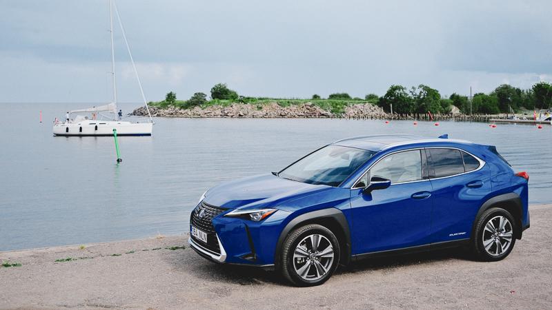 Lexus UX Electric - tāds pats, tikai labāks